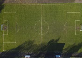 W dalszym etapie projektowania Stadionu zapadnie decyzja o murawie. Rozważana jest opcja ze sztuczną lub naturalną trawą. Usługi foto/video dron - Jakub Moskal